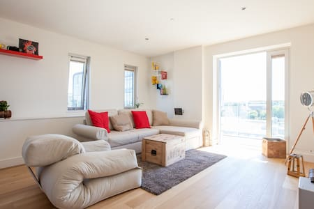 Luxury Double Room! Near to Excel and City Airport - London - Apartemen