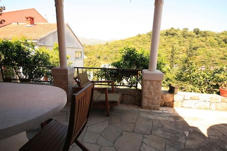House by the sea-perfect for family - Žrnovo - Hus