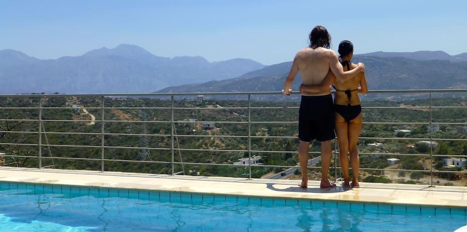 Villa Jasmine - Wonderful Crete! - Kalo Chorio - 別荘