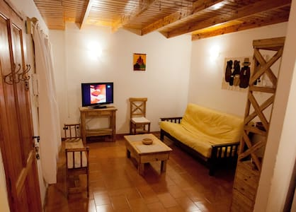 Perfect top floor apt, center SMA - San Martin de Los Andes - Apartamento