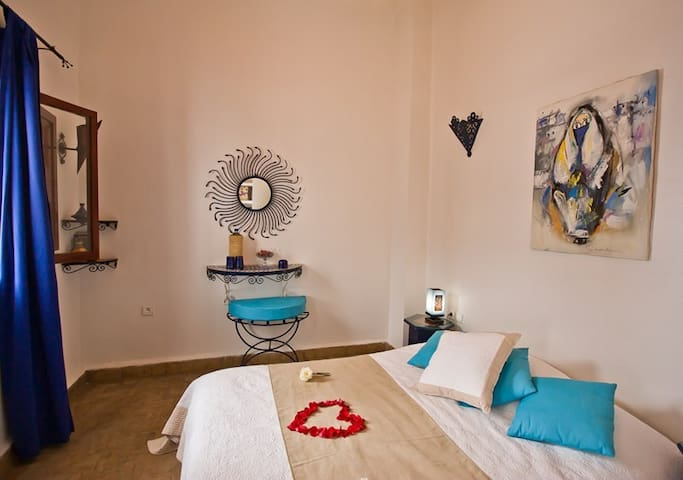 Chambre double Samira - Essaouira - Bed & Breakfast