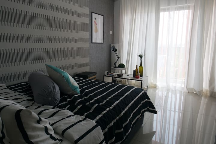 Serenity Suite, Surrounded by Greenery - Shah Alam - Huoneisto