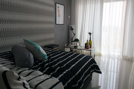 Serenity Suite, Surrounded by Greenery - Shah Alam - Appartamento