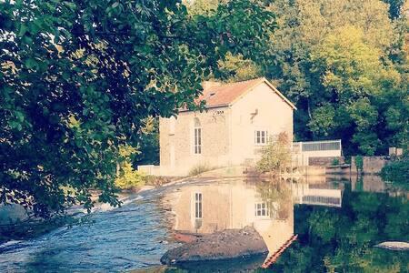 Moulin à eau  10min du Puy du Fou - Saint-Laurent-sur-Sèvre