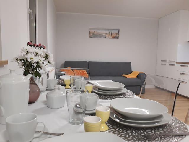 Apartament - Domek - Reda