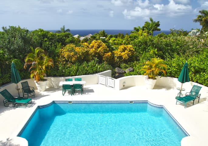 Orange Walk Apartment - Sugar Hill - St James, Barbados - Lejlighed