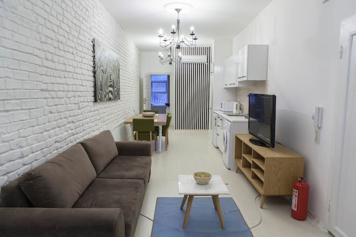 Comfortable one bed-room apartment