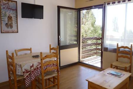 Studio Cabine à Font-Romeu - Font-Romeu-Odeillo-Via