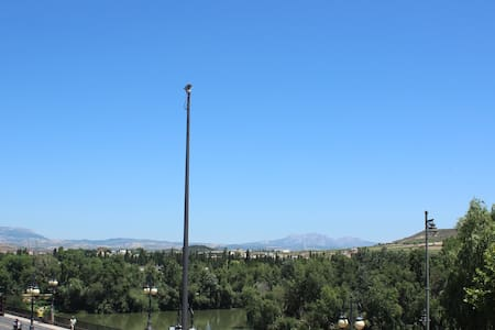 In the old town, amazing views - Logroño - Apartment