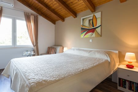 Lovely Cozy Room in Cavtat (2+1) - 察夫塔特 - 獨棟