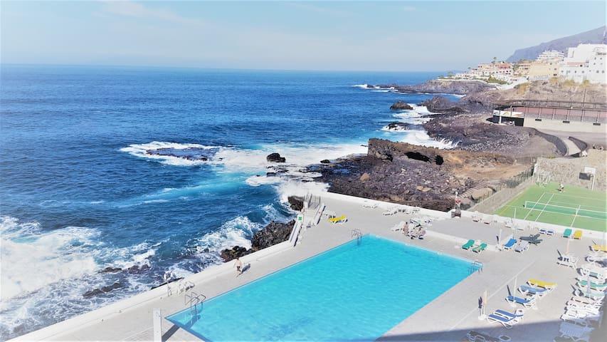 Europa 227-Ocean Panorama - Santiago del Teide - Maison de vacances