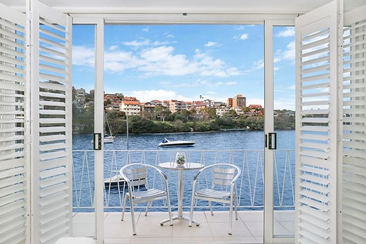 BADEN - Absolute Water Front Sydney Harbour Studio