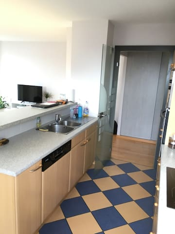 Appartement charmant à 20 minutes de strasbourg - Weyersheim - Apartment