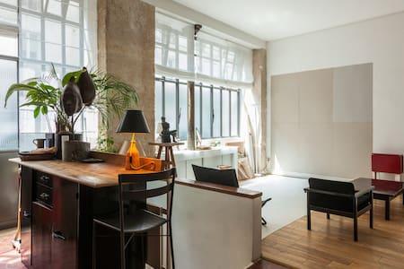 Loft atelier pour 4 personnes - París - Loft