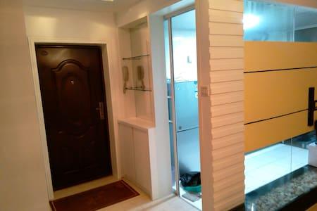 离第三海水浴场300米精装免费停车 - Rizhao Shi - 公寓