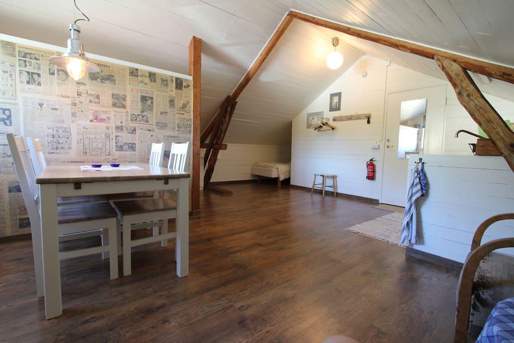 Interiör lägenhet 1