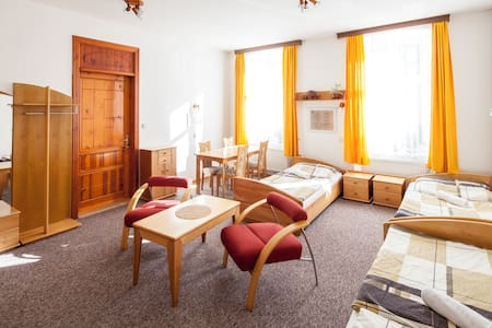 Pension Fontána Svitavy - Svitavy - Bed & Breakfast