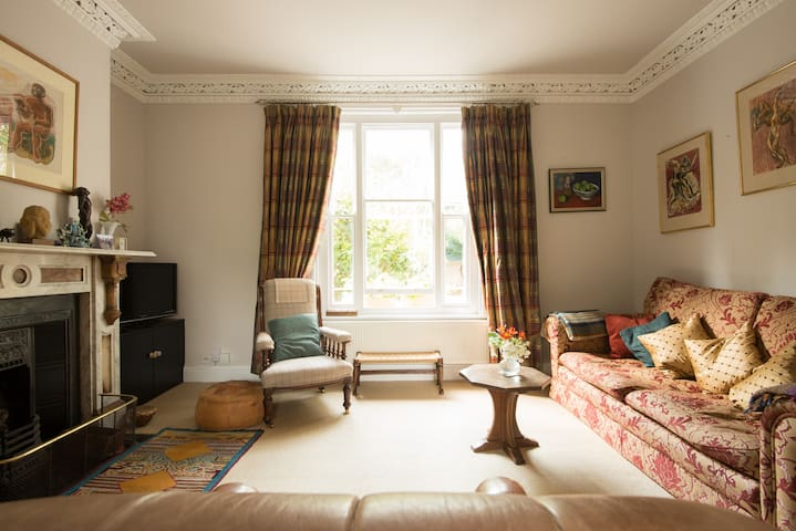 Room in Central period house - Cheltenham - Casa