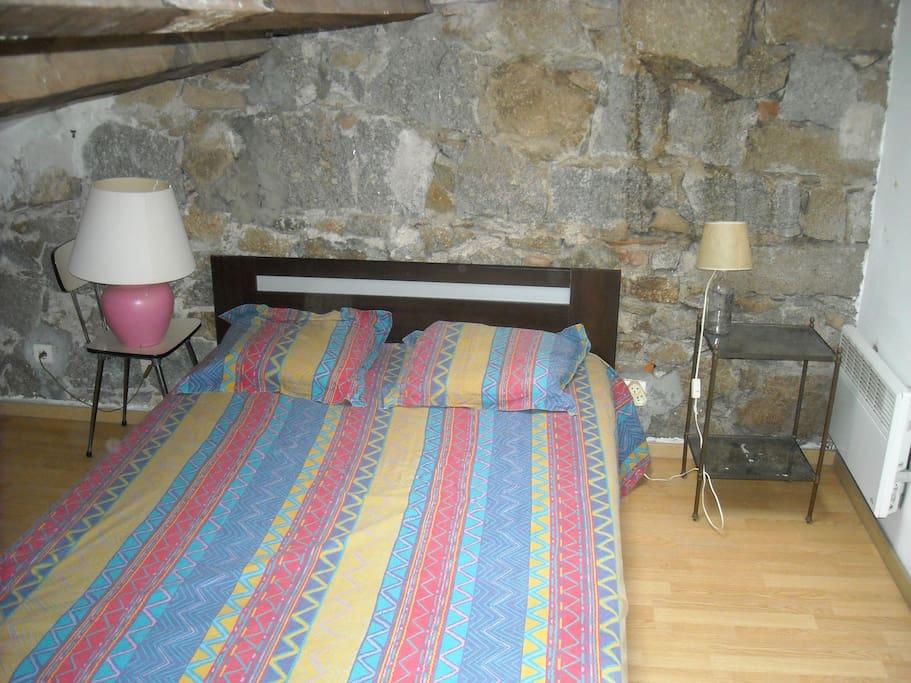 Chambre 2 du haut
