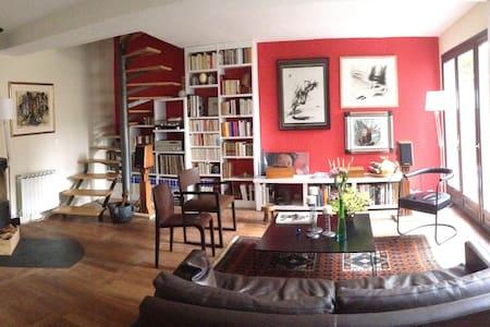 Jolie maison familiale proche Paris - Meudon