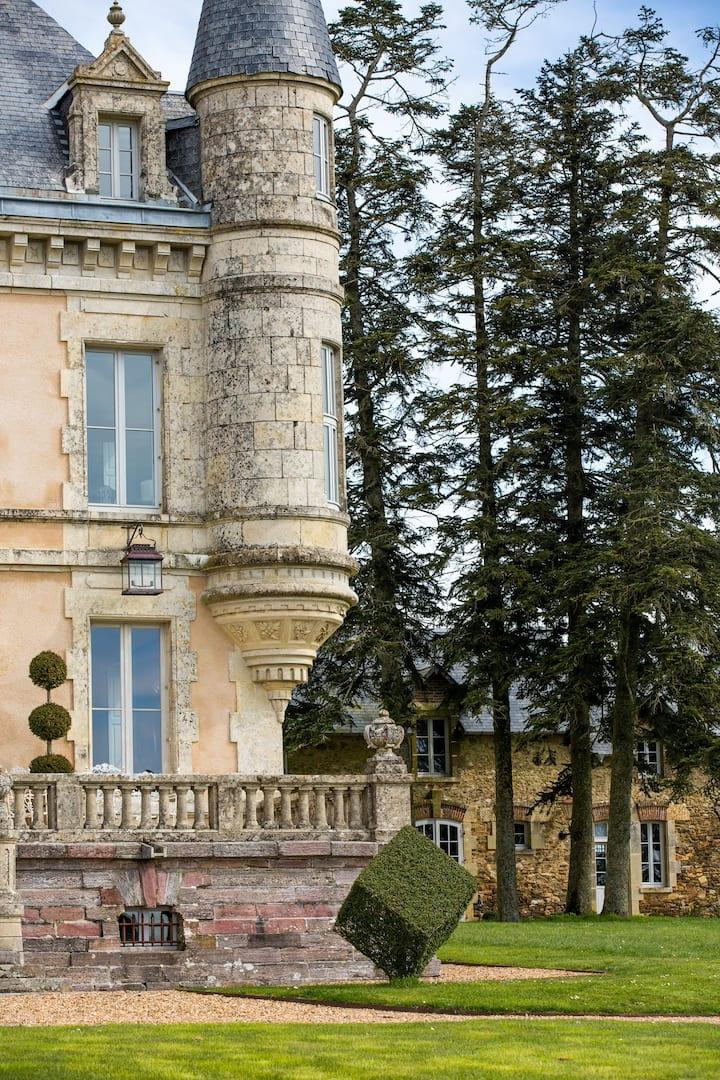 Chateau de la Goujonnerie STDDBL