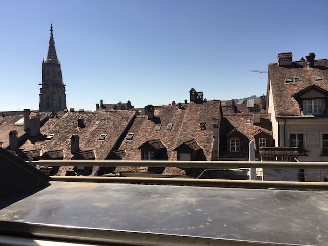 New Loft-style on the top roofs