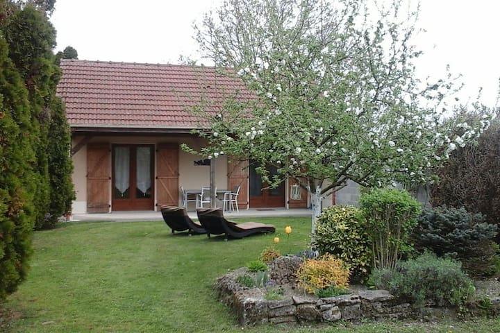 Natura House Gîte Dienville, forêt d'Orient