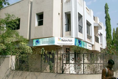 Private Amazing comfortable stay in heart of city2 - Pune - Bungalow
