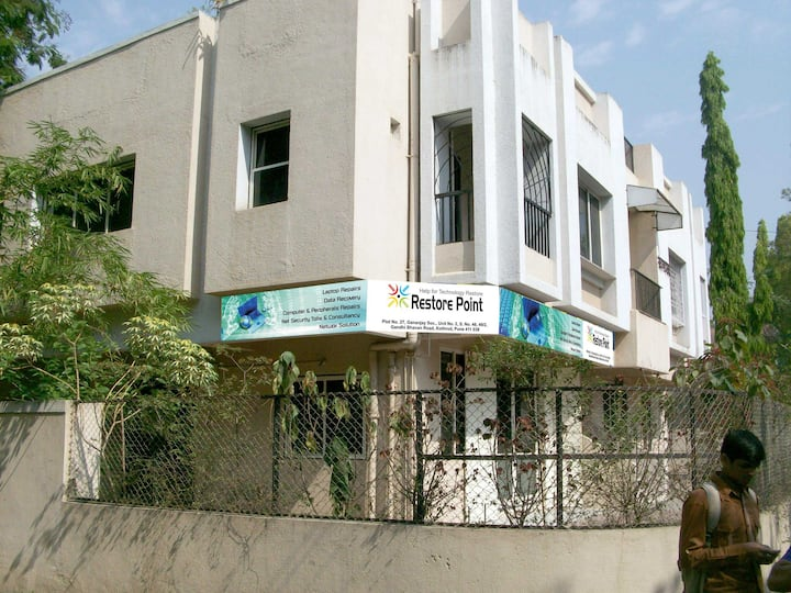 Private AC comfortable stay in heart of city!