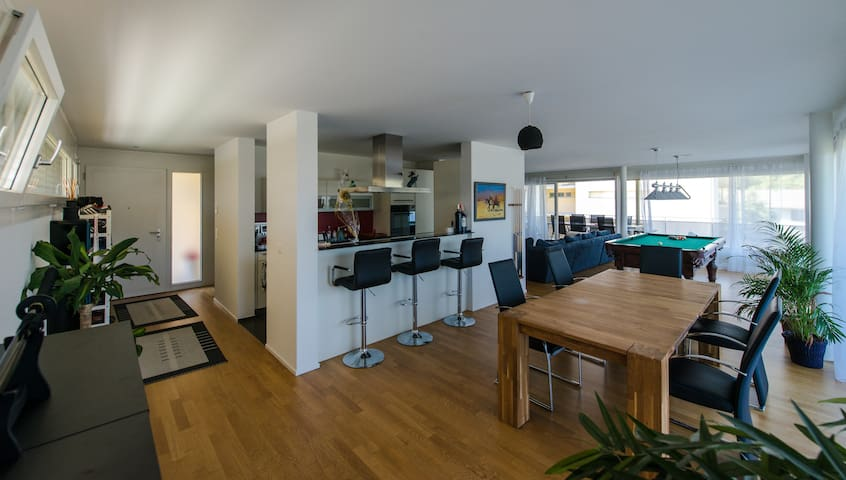 Urban apartment in Lucerne - Luzern - Apartment