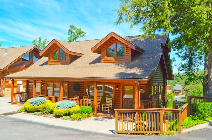 The best location!  Book Now! - Pigeon Forge