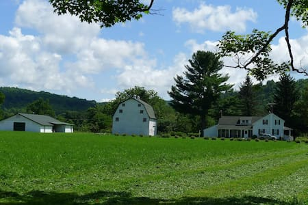 Farm - Garden Suite, Ithaca & Owego - Newark Valley - Haus