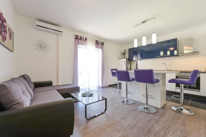 New apartment in center of Zadar