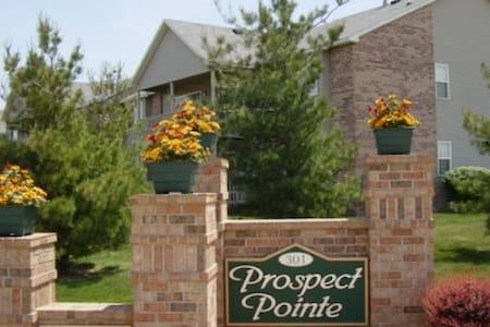 prospectpoint savoy - Huoneisto
