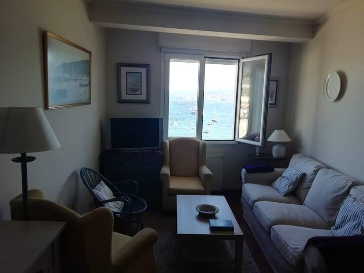 Apartamento espacioso a pie de playa
