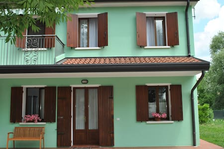 Cozy house : visit Veneto and relax - Preganziol - 独立屋