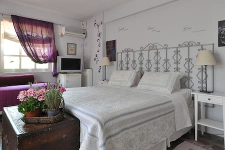 St. Thomas B & B-The Wisteria Room - Athènes - Bed & Breakfast