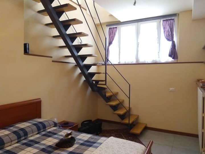 Quiet apartment in residential neighbourhood