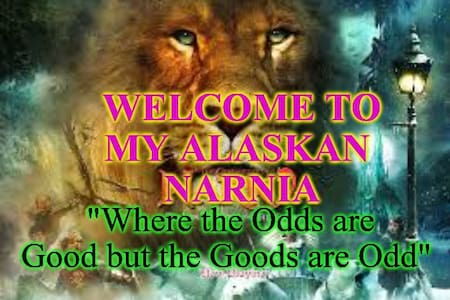Local Hospitality @ My Alaskan Narnia! Whole Home