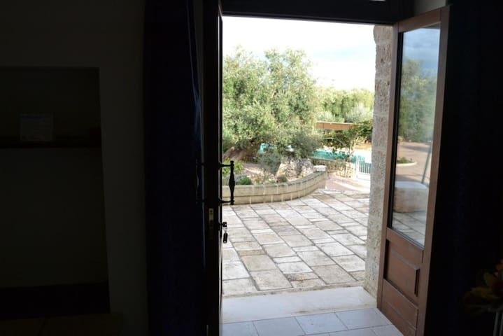 Comfort suite@MasseriaSanMartino (PezzediGreco)