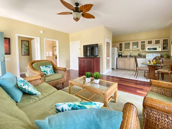 Private One-Bedroom Apartment in Beautiful Poipu Home