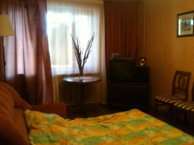 Уютная квартира, 10 мин. от центра - Казань - Apartment
