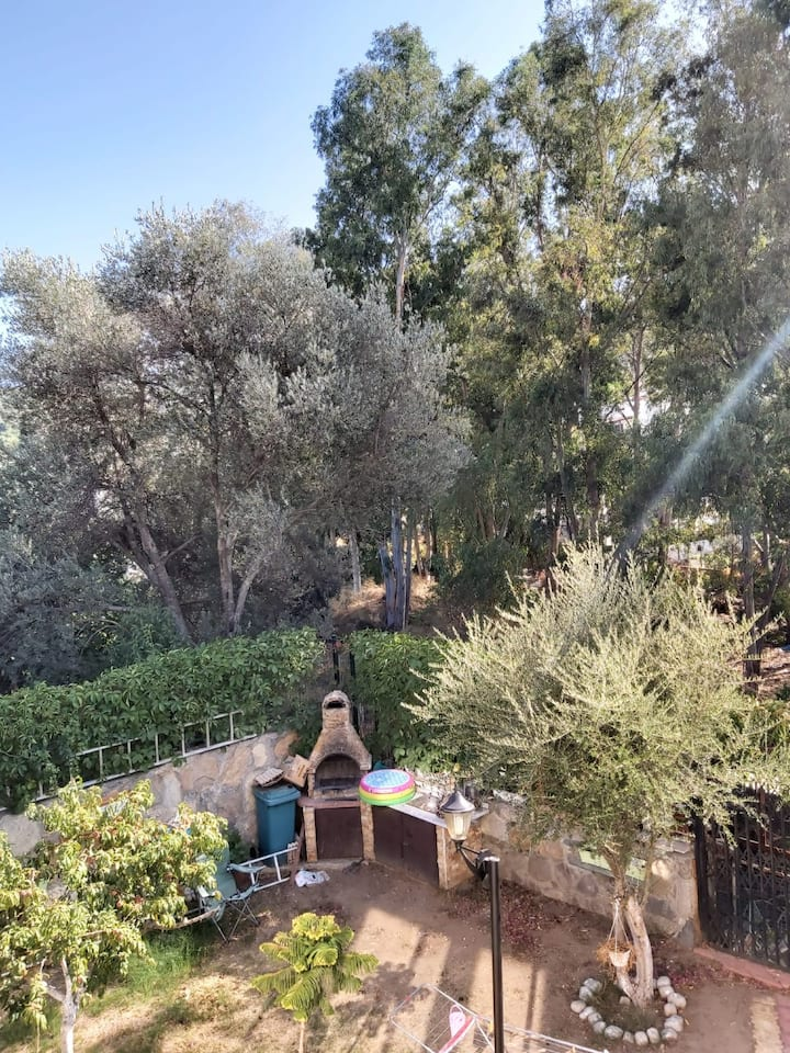 2BR Nature House with Garden in Bodrum