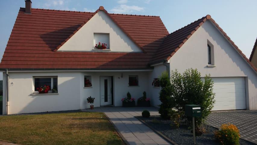 Maison individuelle - La Petite-Pierre - Huis