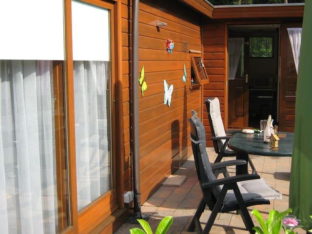 Chalet op rustig vakantiepark - Beekbergen - Chalet