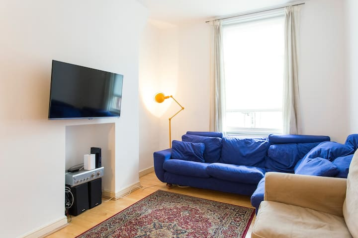 10 min walk to Oxford Circus - London - Flat