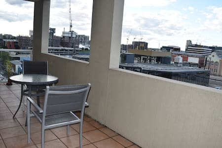 Fortitude Valley Balcony  with Views - Fortitude Valley - Apartmen