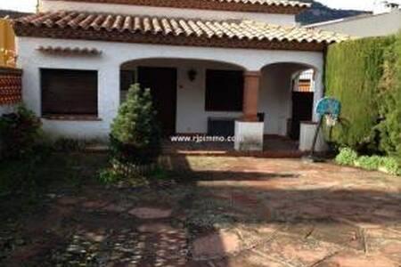 Tranquilidad y naturaleza enTortosa - Casa