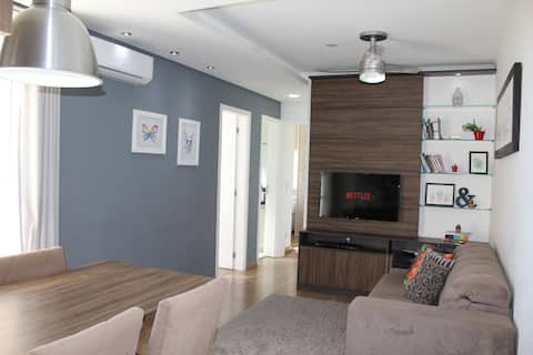 Comfort in 2d and parking 300Mb near Shopping