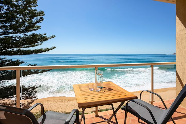 A slice of heaven on Narrabeen Beach